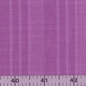 Lavender, solid color, fabric with stripes.