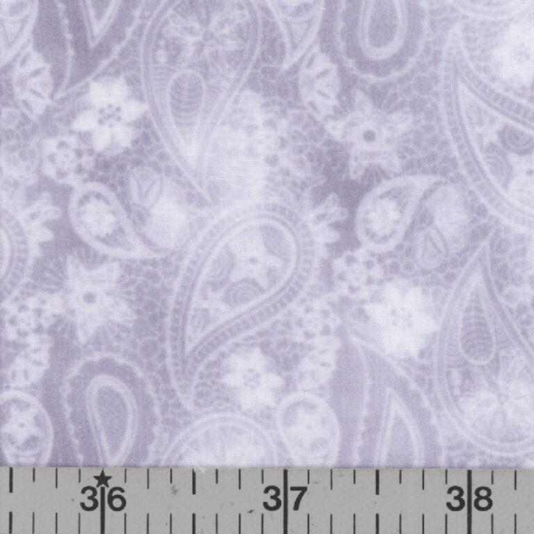 Lavender fabric.